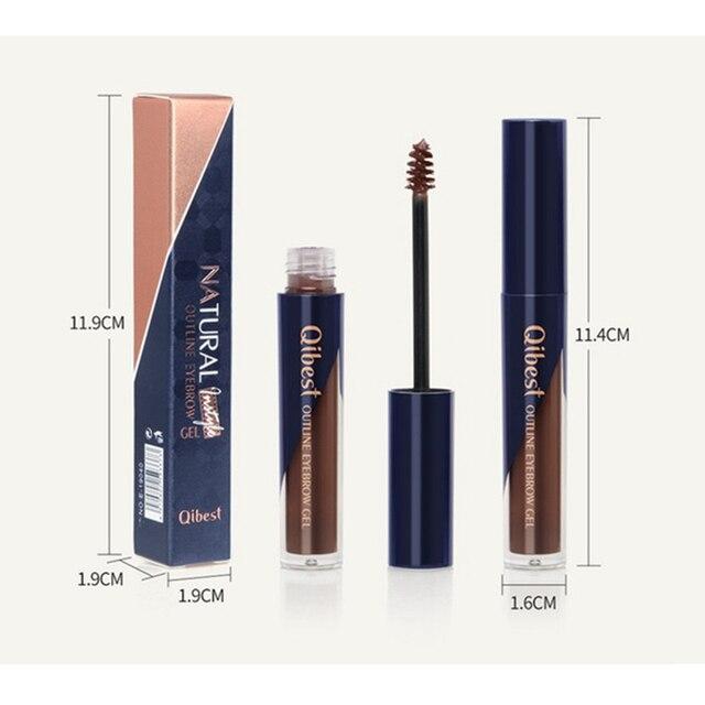 5 Colors Tattoo Makeup Eyebrow Liquid Brows Pigment Tint Long Lasting Natural Waterproof Dye Eyebrows Black Brown Eyes Cosmetics 5