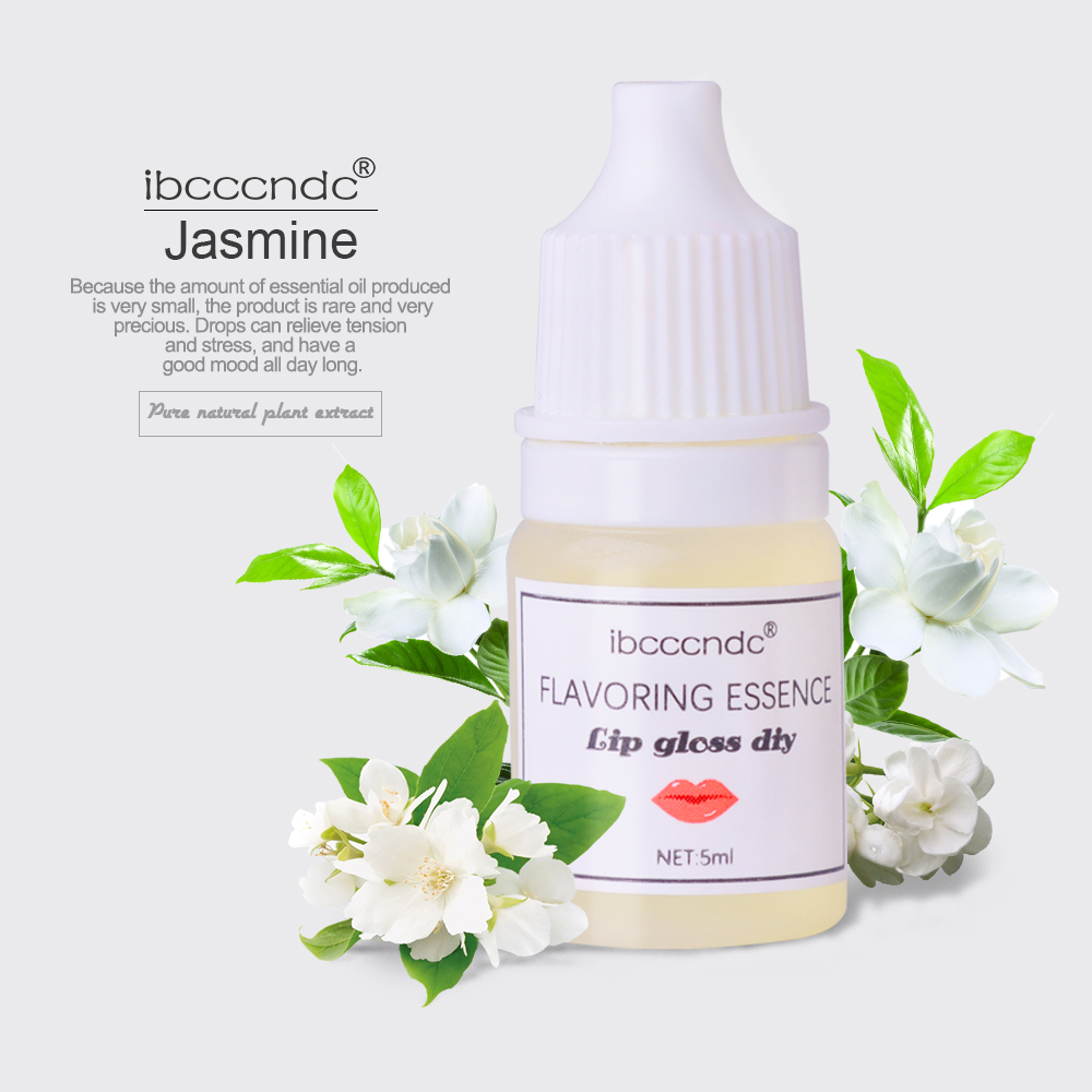 5ml Osmanthus Natural Flavor Edible Flavoring Essence DIY Handmade Cosmetic Lip Gloss Lipstick Food Grade Fragrance Flavoring