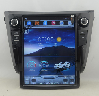 "12.1"" tesla style vertical screen Quad core Android 6.0 Car GPS radio Navigation for Nissan X-Trail 2014-2017"