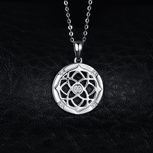 Sterling Silver Irish Celtics Knot Pendant Necklace Jewelry