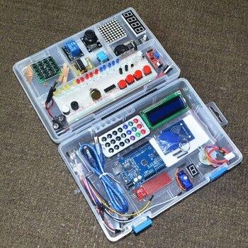 RFID Kit de iniciación para Arduino UNO R3 versión mejorada de aprendizaje...