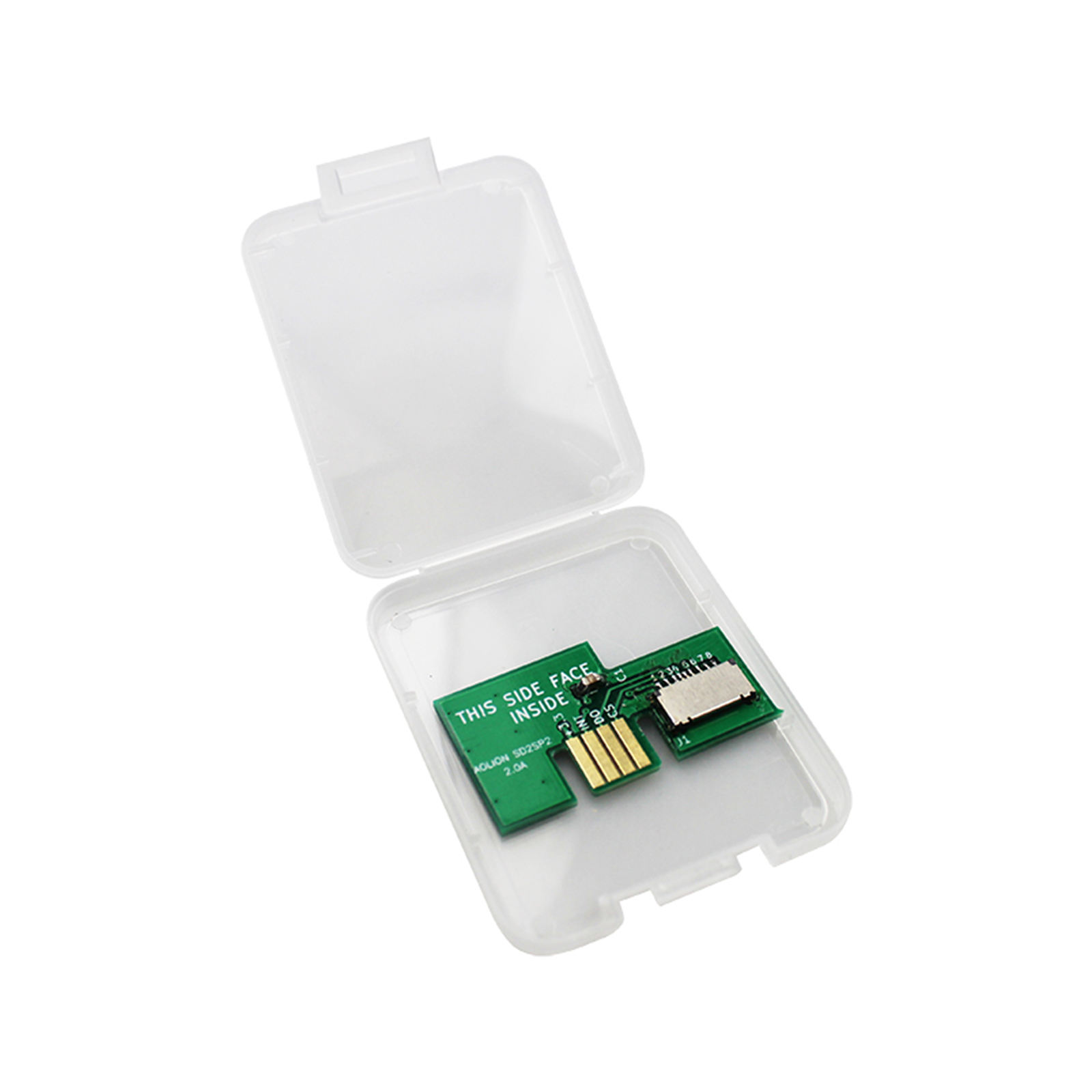 Professional Micro SD Card Adapter TF Card Reader For NGC SD2SP2 SDLoad SDL Adapter