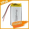 Горячая Распродажа 103565 3,7 V литий-полимерный аккумулятор 3000 mah батарея Замена для камеры электронная книга Bluetooth динамик запись ручка