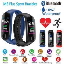 Фитнес часы Plus смарт-браслет спортивные часы для бега водонепроницаемые часы-Шагомер фитнес Счетчик шагов кровяное давление пульсометр