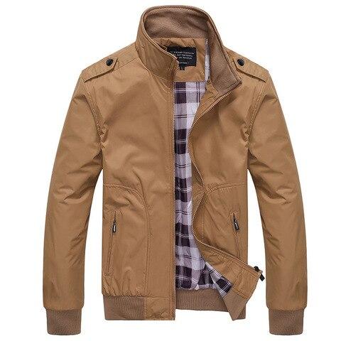 2019 New Jacket Men Fashion Casual Loose Mens Jacket Sportswear Bomber Jacket Mens jackets men and Coats Plus Size M- 3XL Islamabad