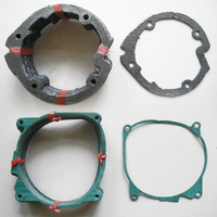 2 peças sobresselentes do jogo da gaxeta do aquecimento dos pces 2000st para o calefator diesel do ar de webasto airtop
