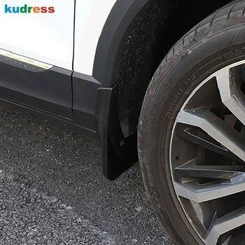 Voor Volkswagen T-Roc TROC 2017 2018 2019 Mud Flap Splash Guard Spatbord Spatlap Fender Protector Externe Auto Accessoires