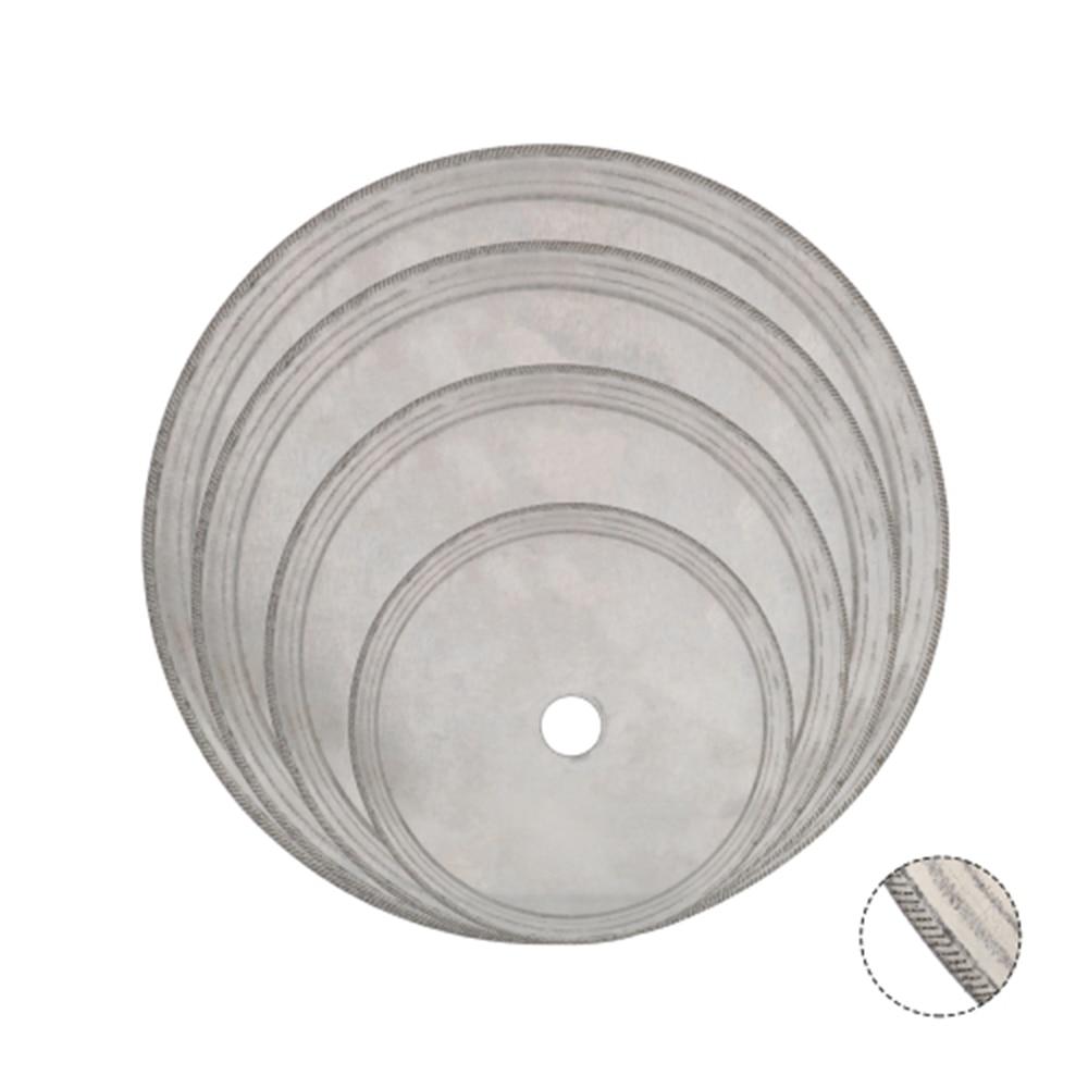 110 200mm Ultra thin Diamond Circular Saw Blade 4/6/7/8 Inch Cutting Arbor Disc Cut Jade Discs For Agate Glass Gems Stone Slits