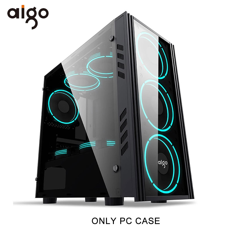 only pc case