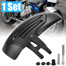 New Set Motorcycle Black Silver Rear Fender For BMW R1200GS Wheel Hugger Mudguard Splash Guard R 1200 GS LC Adventure
