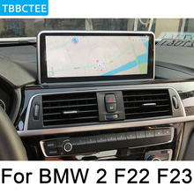 For BMW 2 F22 F23 2017~2018 EVO Multimedia Player HD Screen Stereo Android Car GPS Navi Map Original Style Auto for bmw 2 series f22 f22 f23 2018 2019 evo car android radio gps multimedia player stereo hd screen navigation navi media