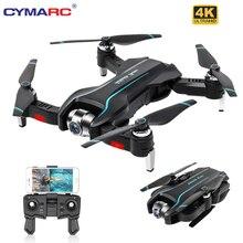 S17 rc zangão com 4 k câmera grande angular ajustável dobrável quadcopter fluxo óptico dron rc helicóptero vs sg901 sg106 xs816