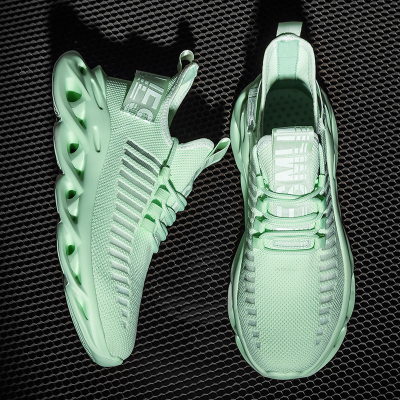 Hemmyi Mens Sneakers Shoes Outdoor Casual Breathable Male Shoes Adult Light Big Size Tenis Masculino Adulto Support Dropshipping