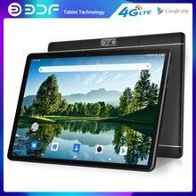 2021 novo 10 Polegada tablet android 9.0 octa núcleo 4g lte chamada de telefone 2gb + 32gb duall cartão sim wifi bluetooth gps tablets pc crianças tab