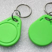 Keychain Desfire EV2 D22 MF3D22 100pcs Keyfobs Token 2K