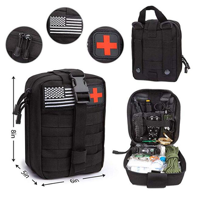 Kit de sobrevivência de emergência sobrevivência kit