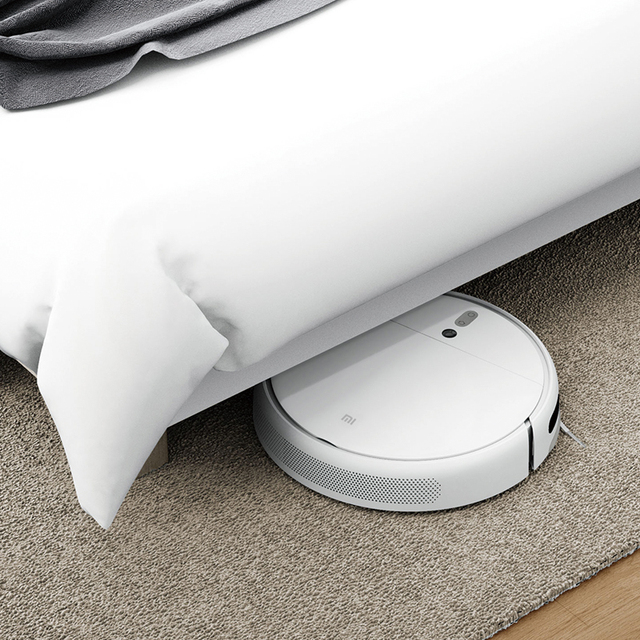 Xiaomi Mijia 1C Vacuum Cleaner robot Global Version Cordless Sterilize Smart Appliance Sweeping Mopping Hard Floors Carpet Clean 2
