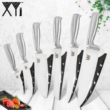 Top Quality Kitchen Knives Set COOBNESS Brand 3 4 5 6 Zirconia Ceramic Knife + Durable Multifunctional Peeler Stand