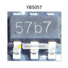 10 pçs/lote YB5057 57b8 57b9 57bA 57bB 57b * SOT23-6 100% original Novo