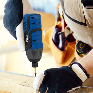 Image 5 - 100NM Electric Screwdriver 12V Cordless Drill/Driver Screw Lithium Battery Rechargeable Hexagon Power Tools by PROSTORMER