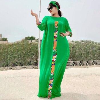 Abaya Dubai-caftán turco árabe, vestido de Moda musulmana con apliques, vestidos paquistaníes...