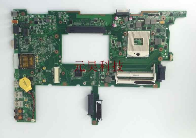 N75SF اللوحة ل ASUS N75S N75SF N75 N75SL اللوحة المحمول HM65 GT555M الفيديو بطاقة REV2.2 اختبار العمل 100% الأصلي