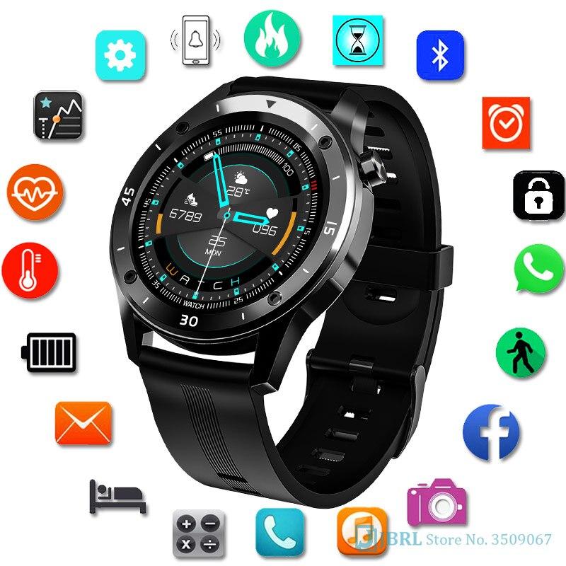 F22s полностью сенсорный смарт-браслет для мужчин и женщин, спортивный смарт-браслет, фитнес-трекер, смарт-Браслет для android браслет ios, смарт-бр...