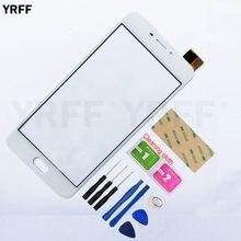 Écran tactile 5.2 pouces pour Meizu M6 MZ-MEIZU M6, panneau de verre de remplacement