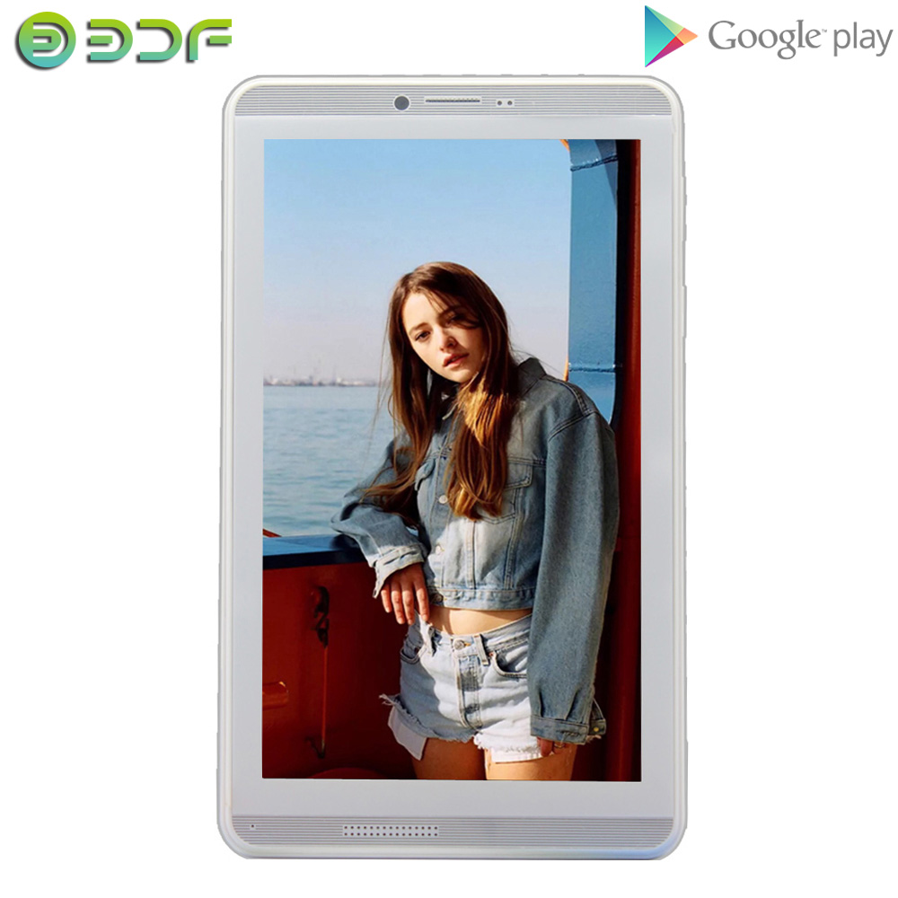 7 Inch Screen Android 6.0 Tablet 3G Network SIM Card Phablet 1GB+16GB ROM Dual Camera Tablets