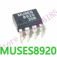 Muses 8920 muses8920 muses8920d 오디오 fet 입력 op amp dip 8 퍼포먼스 칩    -