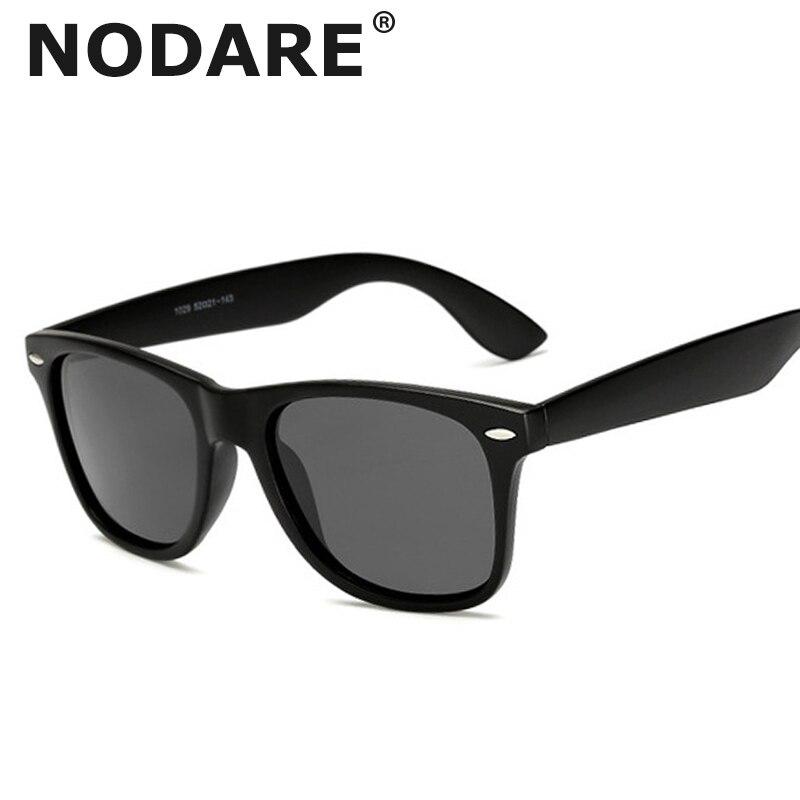 Очки солнцезащитные поляризационные в стиле ретро с заклепками, UV400