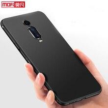 case for xiaomi mi 9t matte tpu Mofi 9T cover soft back silicone slim mi9t coque ultra thin business