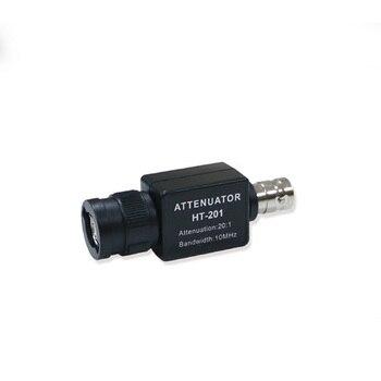 Hantek HT201 osciloscopio 201, atenuador pasivo de señal, HT 201 300V Max para accesorios de osciloscopio Pico