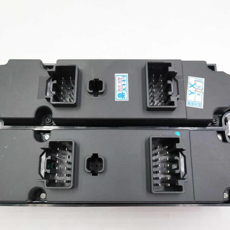 Nieuw Voor Mazda 2 M2 2007-2013 Deur Master Electric Power Elektrische Ruitbediening Lifter Schakelaar Raam Schakelaar Knop