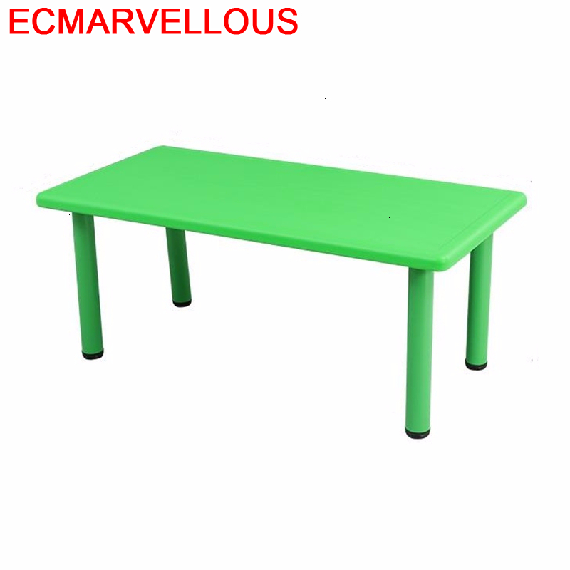 Escritorio Kindertisch Desk Play Pour Chair And Kindergarten Kinder Mesa Infantil Bureau Enfant Study For Kids Children Table