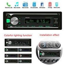 Bluetooth винтажное автомобильное радио MP3-плеер Стерео USB AUX классический автомобильный стерео