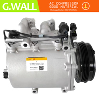 For MSC130CV Car AC Compressor Mitsubishi Starwagon Delica Express WA Starwagon L400 1994 2003 AKC200A601D