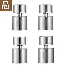 Youpin grifo aireador de cocina, difusor de agua, Bubbler, filtro de ahorro de agua de aleación de Zinc, Conector de boquilla, doble modo
