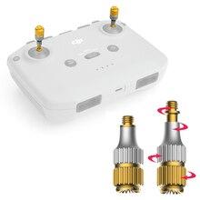 Levier dextension de télécommande réglable, 2 pièces, bâton de bascule de pouce en alliage daluminium pour accessoires de Drone DJI Mavic Air 2S