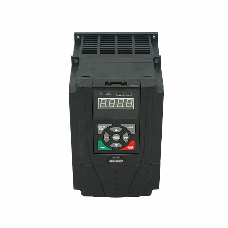5.5KW 50/60Hz AC Single Phase Input 3 Phase Output Frequency Converter VFD Frequency Inverter Motor Speed Controller