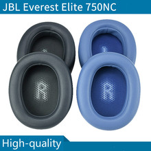 High-quality Headset Foam Cusion Replacement for JBL Everest Elite 750NC earpads Soft Protein Sponge Cover Comfortable