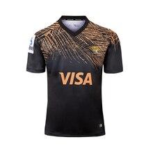 Camisa de rugby de super rugby 2019, roda de casa, talla: S-3XL, número de pessoas personalizadas, calidad perfecta entr