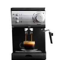 DL-KF6001 Kahve Makinesi Ev Küçük İtalya Yarı Otomatik Buhar Tipi Süt Köpüğü 850W Cappuccino Kahve Makinesi