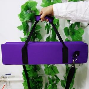 Image 3 - CVNC 440Hz or 432Hz 20mm  Clear Cosmic Light Quartz Crystal Singing Tuning Fork with Free Purple Bag