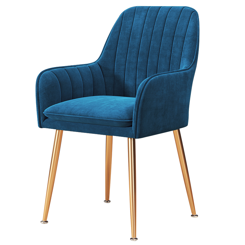 Nordic Chair Net Red Makeup Chair Princess Chair Simple Dining Chair Desk Chair Home Restaurant Chair Stool