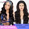 Long Wavy Headband Wig for Black Women