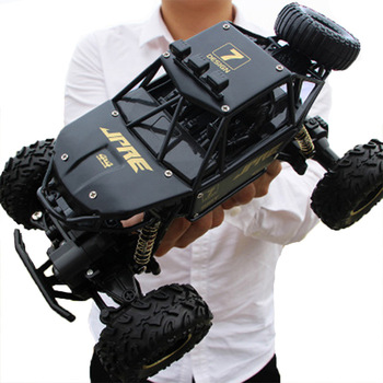Rc car 1:12 4WD update version 2.4G radio remote control car car toy car high speed truck off-road truck children's toys 17