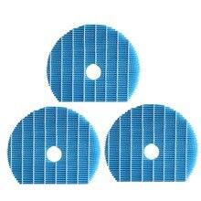 Sanq 3 peças para sharp FZ-G60MFE umidificador filtro de substituição, adequado para KC-JH50T-W KC-JH60T-W KC-JH70T-W