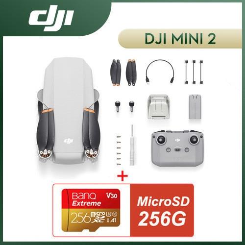 DJI Mavic Mini 2 + 256GB SD Card