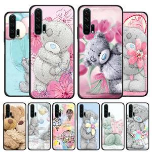 Чехол для телефона Tatty Teddy Me To You, мягкий чехол для Huawei Honor 10 10i 20 Lite 30 Pro + 20i 20S 20e 30S 8A 8X 9A 9X 9S 9C X10